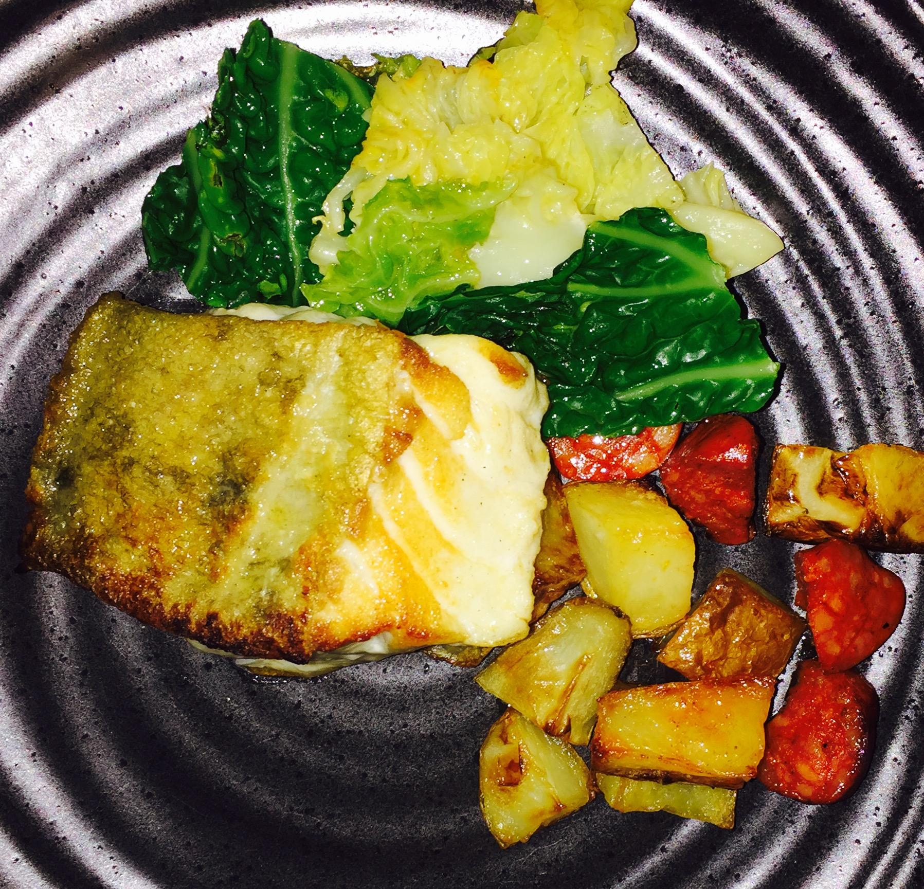 More food bouquets brickbats for Cucina g v hotel
