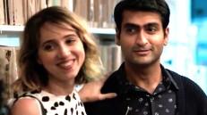Kumail Nanjiani and 'Emily' (Zoe Kazan)