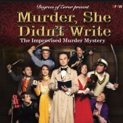 Murder She Didn't Write