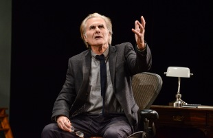 Oliver Cotton as Dr Feldmann in DUET FOR ONE. Credit Robert Day