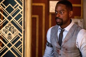 HA_01515_CC Sterling K. Brown in HOTEL ARTEMIS. Photo credit: Matt Kennedy / Distributor: Global Road Entertainment