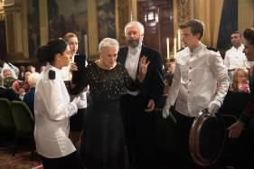 The Wife Left to right: Glenn Close as Joan and Jonathan Pryce as Joe