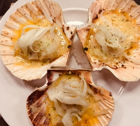 Orkney Scallops