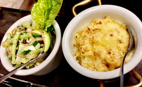 Salad:Macaroni Cheese