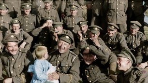 THEY SHALL NOT GROW OLD film still
