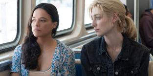 DF-04550_R2 - Michelle Rodriguez and Elizabeth Debicki star in Twentieth Century Fox's WIDOWS. Photo Credit: Suzanne Tenner.