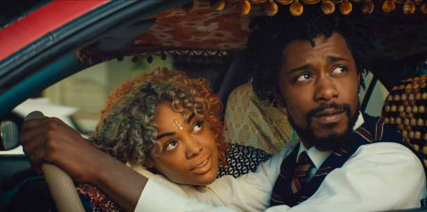 Lakeith Stanfield:Tessa Thompson