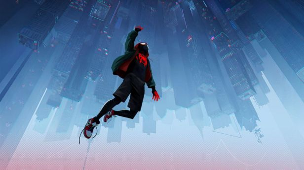 Spider-Man Morales