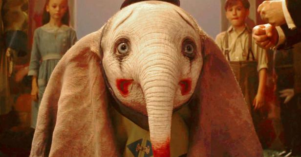 Dumbo Clown