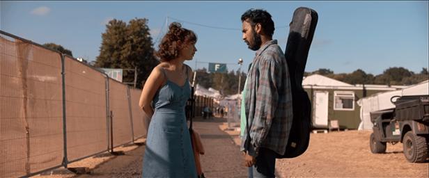 Himesh Patel & Lily James