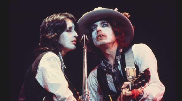 Jaon Baez:Bob Dylan