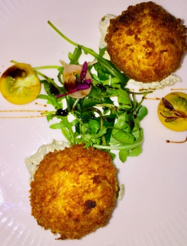 smoked haddock and spring onion fishcakes