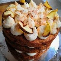 Tasty Buns Cake