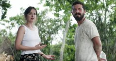 Dakota Johnson and Shia LeBeouf star in 'The Peanut Butter Falcon.' (Roadside Attractions)
